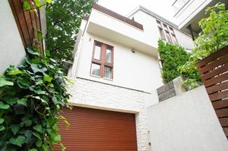 Exterior of Private Green Yoyogi Uehara