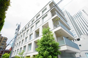 赤坂テラスハウス