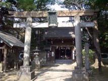 Hikawa Shirine
