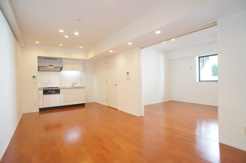 Residence yoyogi koen apartment for rent plaza homes for Best downlights for living room