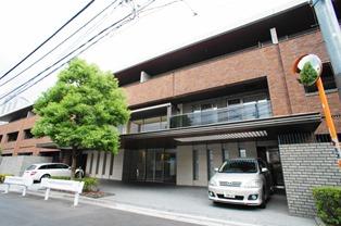 Exterior of Azabu Dai-Ichi Mansions