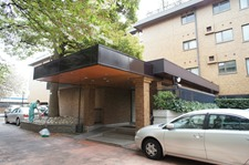 Exterior of Azabu Terrace Apartment