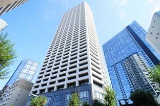 Exterior of Concieria Nishi-Shinjuku Towers West