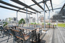 Rooftop Patio