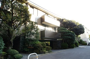 Exterior of Homat Baron