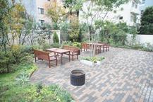 BBQ garden