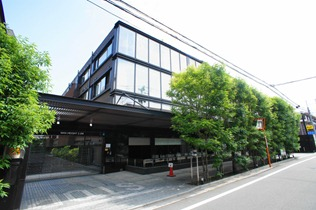 Exterior of La Tour Ichigaya Sadohara 2nd