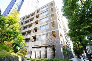 Exterior of La Tour Shibakoen Annex Tokyo