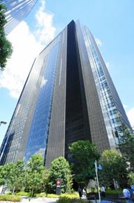 Exterior of La Tour Shinjuku Grand
