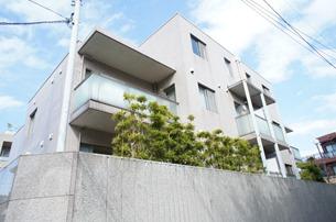 Exterior of Maison Nagai