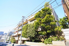 Exterior 2 of Nishiazabu Regency