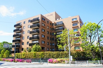 Exterior of Oji Homes Aoyama