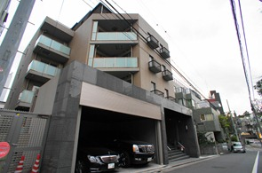 Exterior of Park Habio Harajuku
