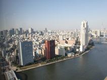 View - Sumida River