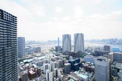View Tokyo Bay