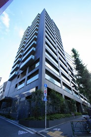 Exterior of Residia Nishiazabu