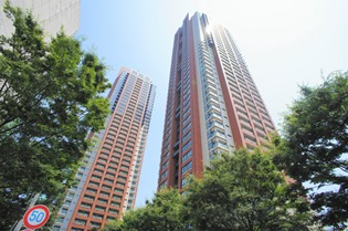 Roppongi Hills Residence Tower B, C