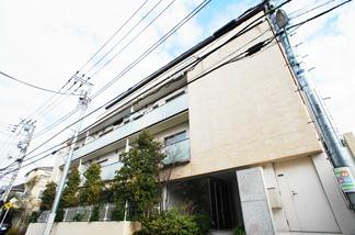 Exterior 1 of Shirokanedai Alvilla