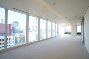 Shochiku Square Residence Living room