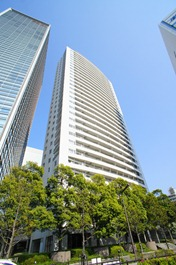 Exterior of Storia Shinagawa