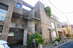 Exterior of Crescent Hills Minamiaoyama