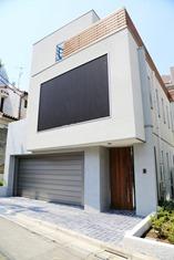 Exterior House in Jingumae, Omotesando