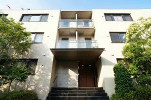 Minami Aoyama Rise House