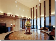 Entrance Lobby of La Tour Chiyoda for Rent apartment