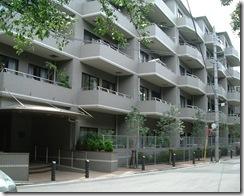 Exterior 3 of NK Aoyama Homes Rentals Tokyo apartment