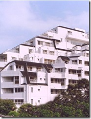 Exterior 1 of Castalia Takanawa Rentals Tokyo apartment
