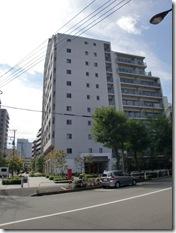 Exterior 1 of Park Cube Higashi-Shinagawa Rental Tokyo