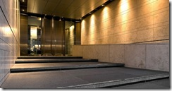 Entrance of Tokyo Midtown Residences for Rent