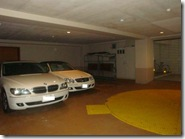 Villa Nishiazabu Rentals parking