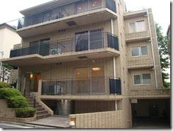 Villa Nishiazabu Rentals Exterior