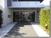 Park Axis Daikanyama Tokyo Rental Entrance