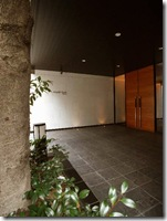 Exterior 2 of Mayfair Court Roppongi Rental Tokyo