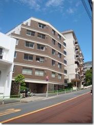 Exterior 1 of Park Axis Roppongi Hinokicho Koen Rentals Tokyo Apartment