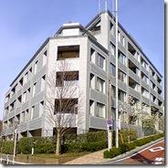 Exterior1 Gaien Residence Apartment Rent Tokyo