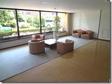 Entrance Lobby of Minami-Aoyama Daiichi Mansions Rent Apartment Tokyo
