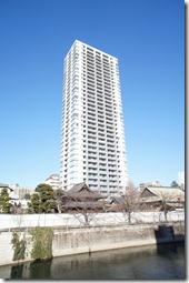 Exterior 1 of Tower Court Kita-shinagawa Rentals Tokyo