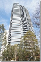 Exterior 1 of Comforia Shinjuku East Side Tower Rent Tokyo Apartment