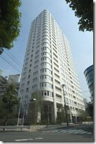 Exterior 1 of Aoyama The Tower Rent Tokyo Apartment