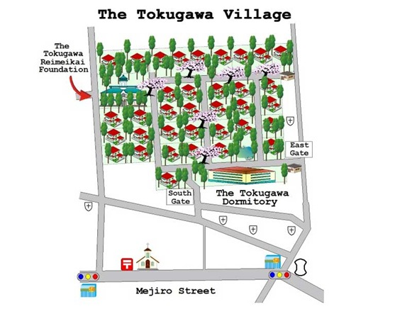 The Tokugawa Village Map