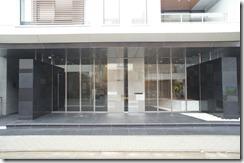 Entrance  of KARA BLANC Rentals Tokyo Hiroo