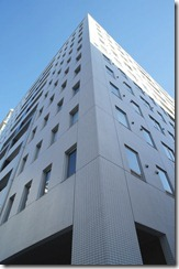 Exterior 1 of Luxemburg House Rentals Tokyo Apartment