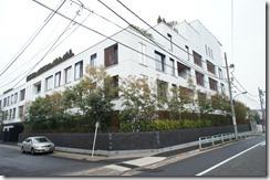 Exterior 1 of KARA BLANC Rentals Tokyo Hiroo