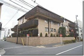 Exterior 1 of Trinity House Tokyo Rent Apartment