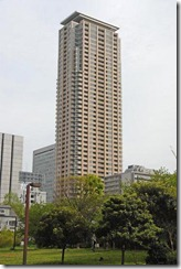 Exterior 1 of Park Axis Aoyama Itchome Tower Rentals Tokyo