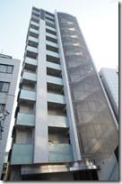 Exterior 1 of Musee Minamiazabu Apartment Tokyo Rent
