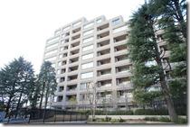 Exterior 3 of Azabudai Park House Rentals Tokyo Apartment